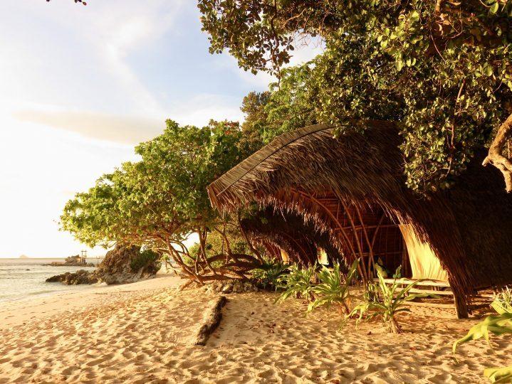 Island Life Huts Guinto TAO Experience Philippines Travel Blog