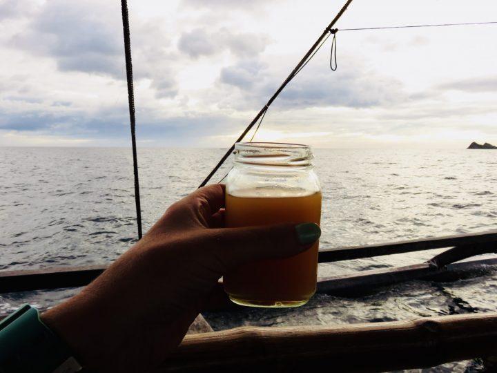 Jungle Juice Food TAO Experience Philippines Travel Blog