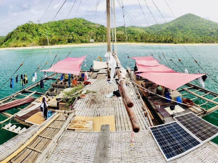 Overview Boat TAO Experience Palawan Philippines Travel Blog