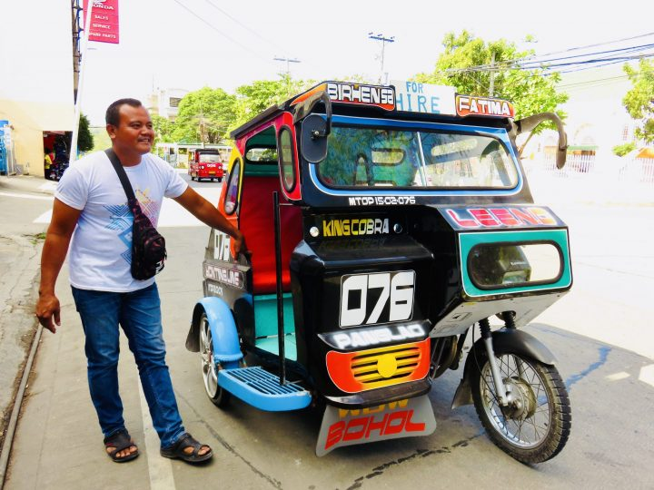 Tricycle Tips Philippines Travel Blog