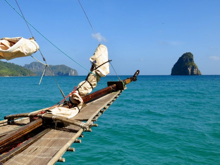 View Boat from Cadlao Island TAO Experience Philippines Travel Blog
