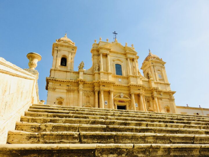 Cattedrale San Nicolo Noto Southeast Sicily Italy Travel Blog