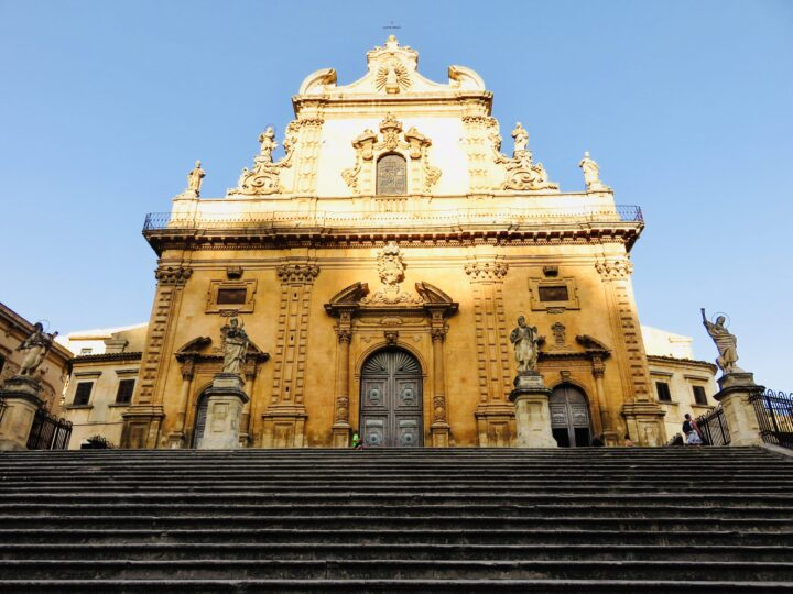Chiesa San Pietro Modica Southeast Sicily Italy Travel Blog
