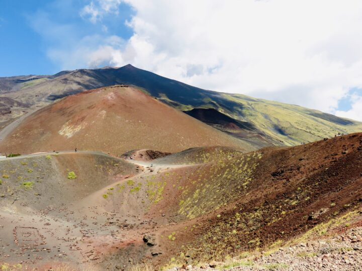 Colors Mt Etna East Sicily Italy Travel Blog Inspirations