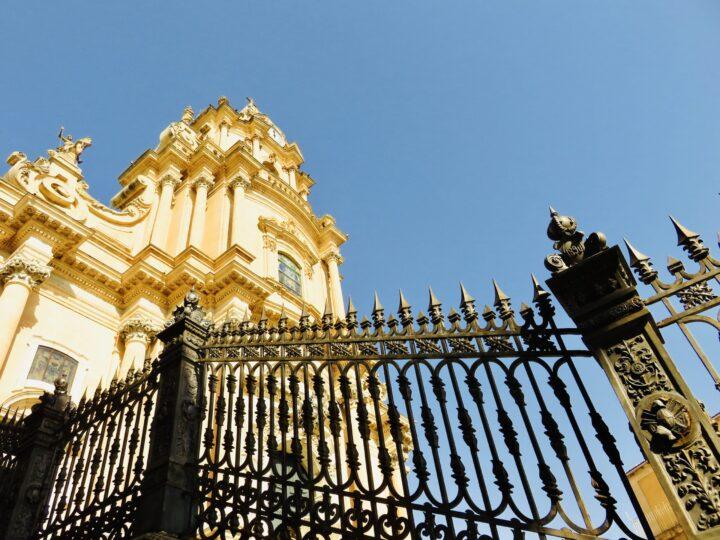 Duomo San Giorgio Ragusa Southeast Sicily Italy Travel Blog