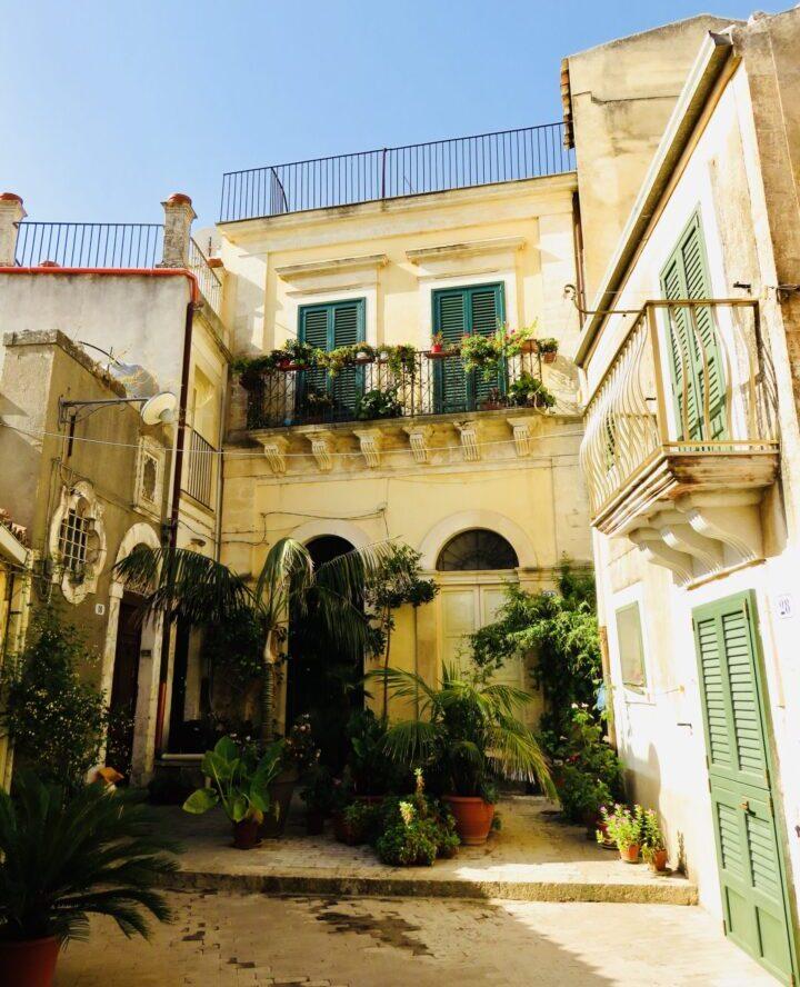 Ragusa Ibla Ragusa Southeast Sicily Italy Travel Blog