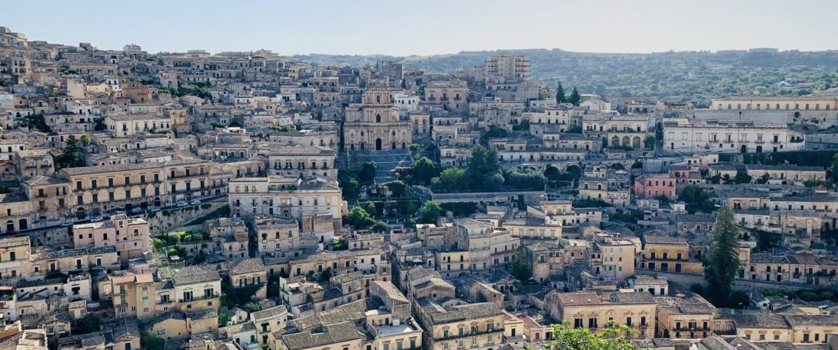 Historical town of Modica in Sicily Italy, Travel Blog for inspirations and tips on travel adventures