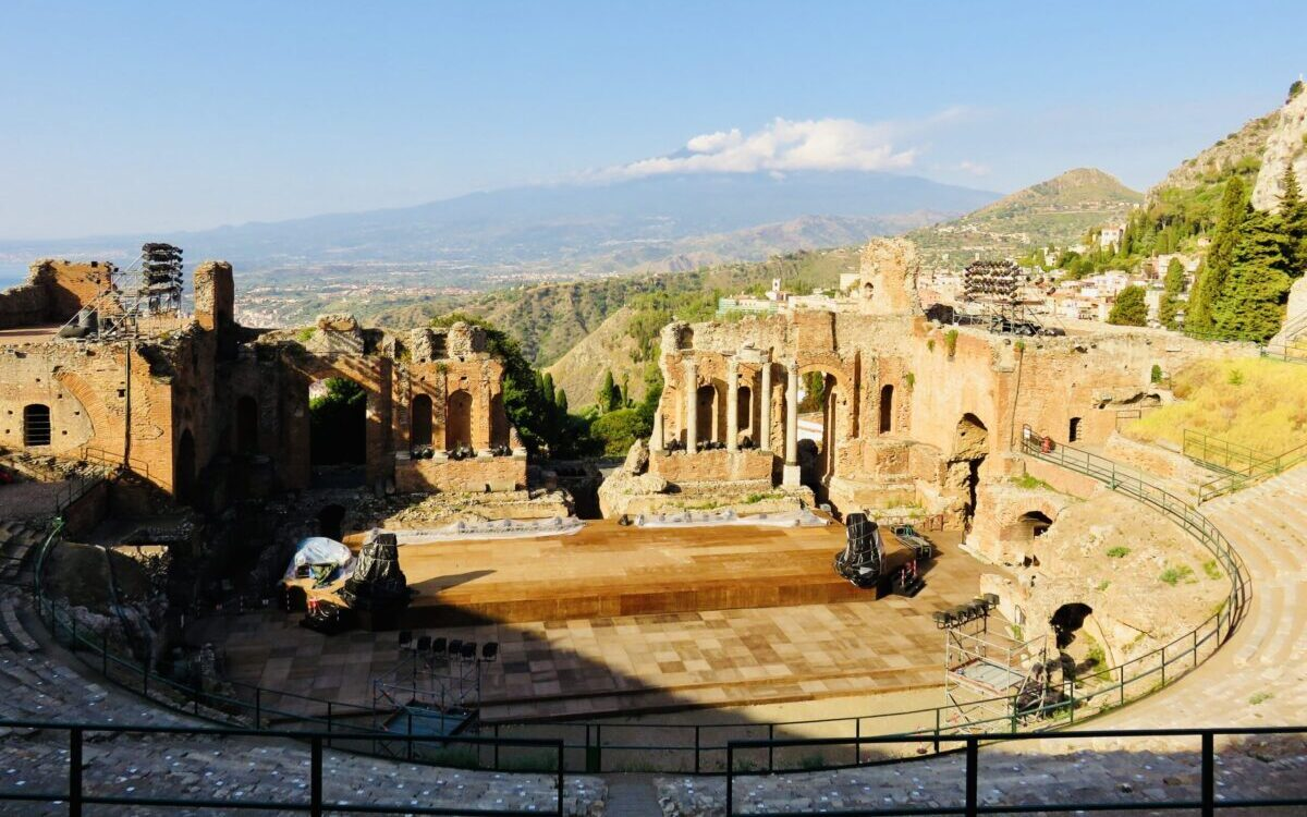 Taormina East Sicily Italy Travel Blog Inspirations