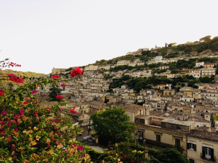 View Modica Southeast Sicily Italy Travel Blog