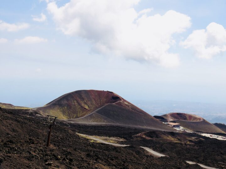 Volcano Etna crater East Sicily Italy Travel Blog Inspirations