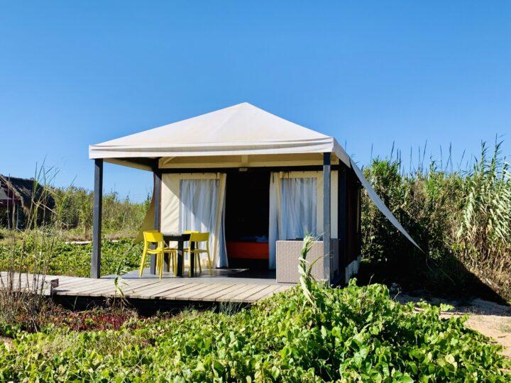 Agriglamping Wind Resort Spiaggia di Puzziteddu South Sicily Italy Travel Blog
