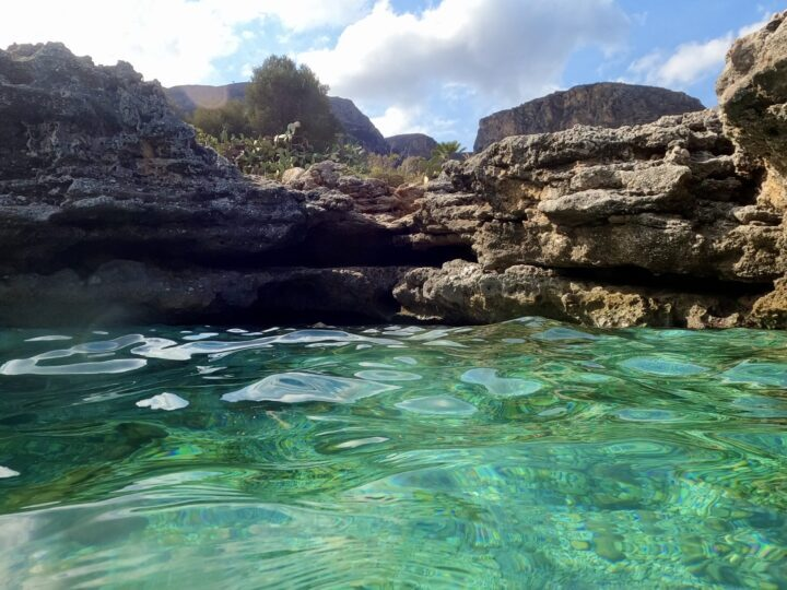 Cala dell Uzzo Riserva Naturale dell Zingaro Northwest Italy Travel Blog