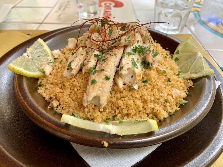 Fish couscous Mazara del Vallo South Sicily Italy Travel Blog