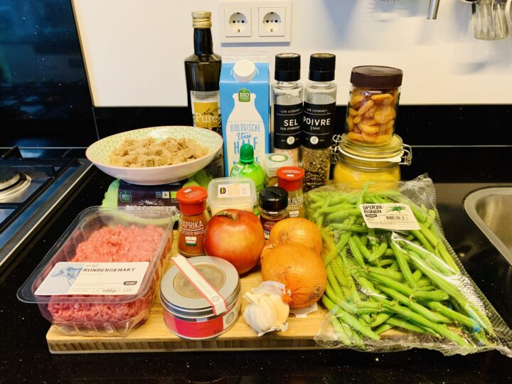 Ingredients South African Bobotie Recipe Food Blog Inspirations