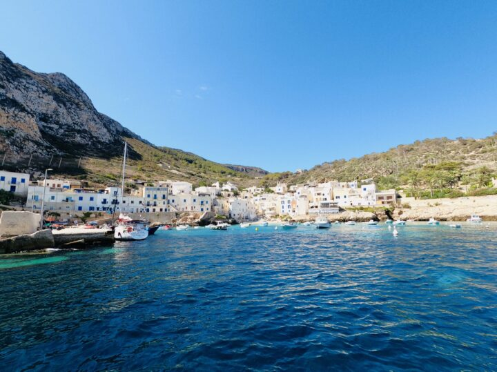 Levanzo Sailing Egadi Islands Levanzo West Sicily Italy Travel Blog