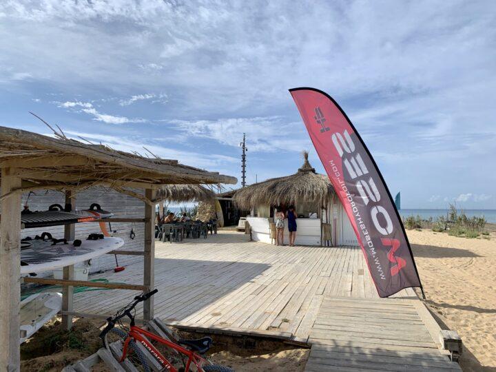 Main area Agriglamping Wind Resort Spiaggia di Puzziteddu South Sicily Italy Travel Blog