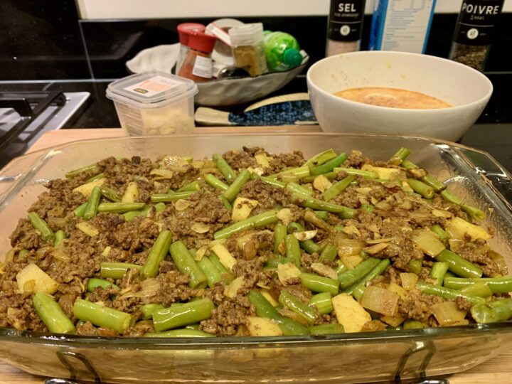 Prep phase South African Bobotie Recipe Food Blog Inspirations