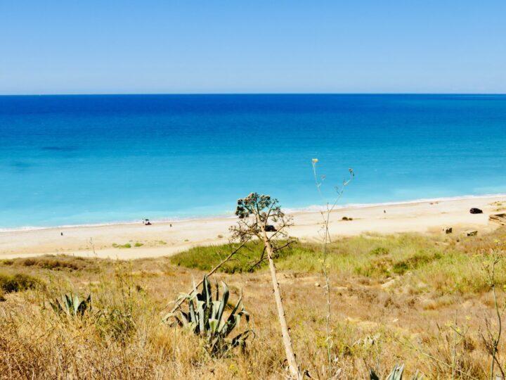 Spiaggia di Piana South Sicily Italy Travel Blog