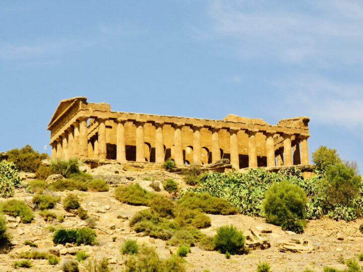 Temple of Concordia Valley of the Temples Agrigento South Sicily Italy Travel Blog