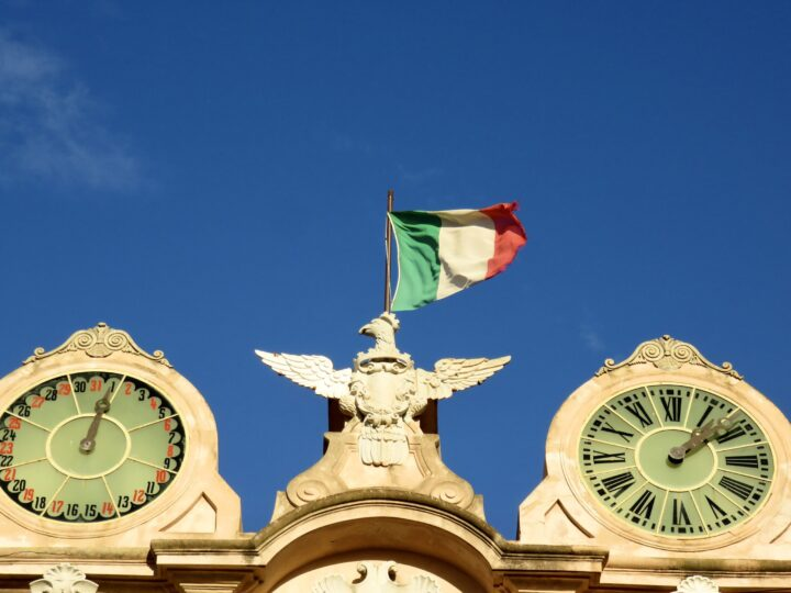 Torre dell Orologio Trapani West Sicily Italy Travel Blog