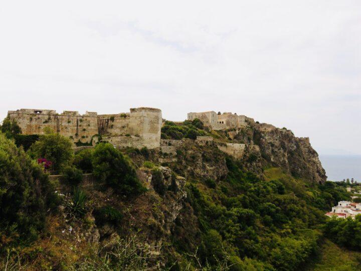 Castello di Milazzo Tyrrhenian Coast North Sicily Italy Travel Blog