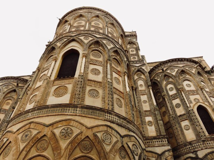 Cattedrale di Monreale Monreale Palermo Region Sicily Italy Travel Blog