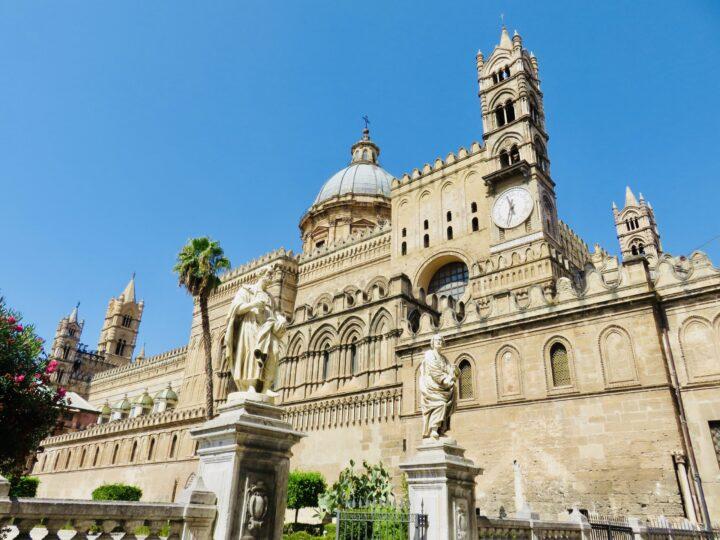 Cattedrale di Palermo Palermo Palermo Palermo Region Sicily Italy Travel Blog