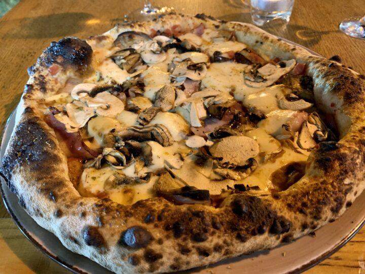 Restaurant Doppio Zero Pizza Milazzo Tyrrhenian Coast North Sicily Italy Travel Blog