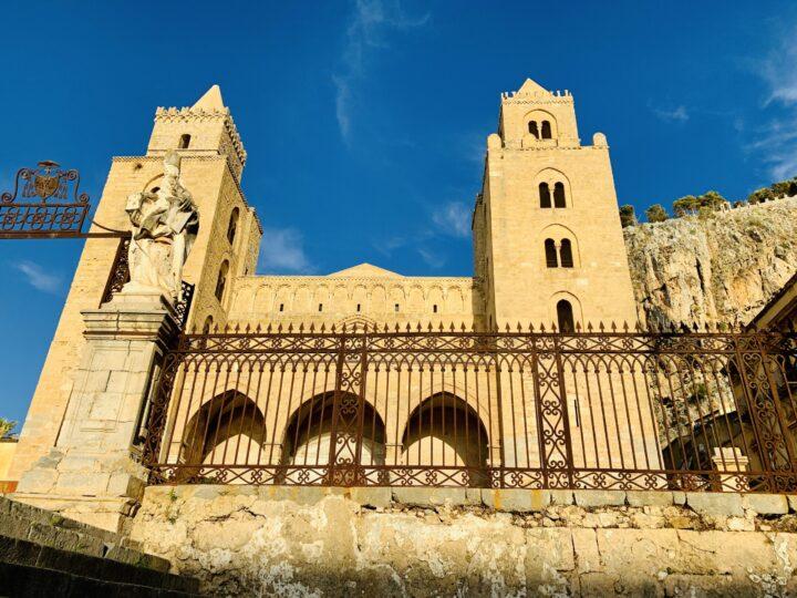 Duomo di Cefalú North Sicily Italy Travel Blog