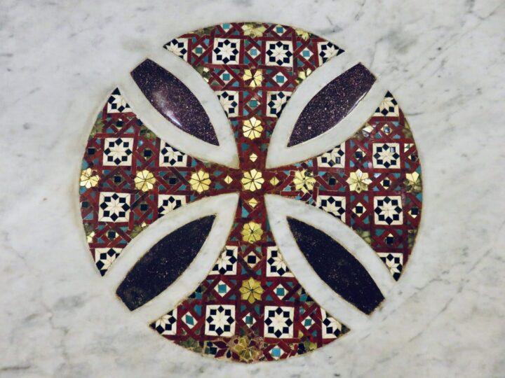 Mosaics Capella Palatina Palermo Region Sicily Italy Travel Blog