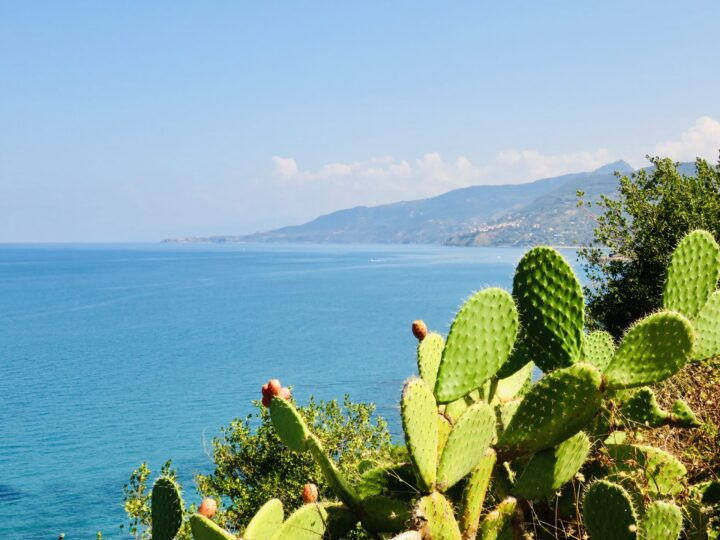 Near Cefalu Tyrrhenian Coast North Sicily Italy Travel Blog