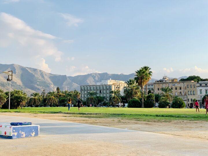 Parco dell Salute Palermo Palermo Region Sicily Italy Travel Blog