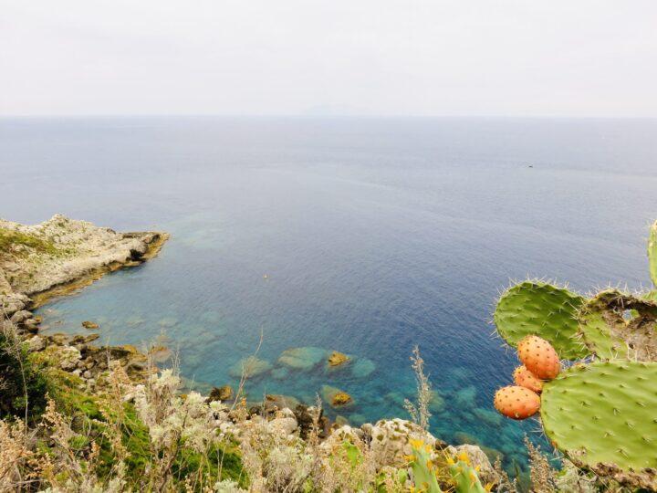 Piscina di Venere Milazzo Tyrrhenian Coast North Sicily Italy Travel Blog