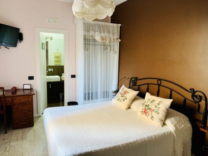 Room Lirma B&B Cefalu Tyrrhenian Coast North Sicily Italy Travel Blog