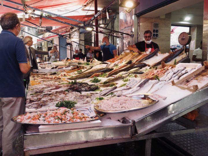 Street Markets Palermo Palermo Region Sicily Italy Travel Blog
