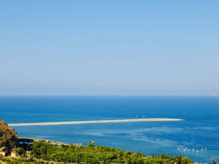 Tindari Riserva Naturale Oreintata Laghetti di Marinello Tyrrhenian Coast North Sicily Italy Travel Blog