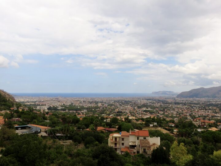 View over Palermo Monreale Palermo Region Sicily Italy Travel Blog